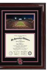 Church Hill Church Hill Sprit Stadium Encore Diploma Frame Bachelor's/Master's