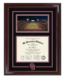 Church Hill Church Hill Sprit Stadium Encore Diploma Frame Bachelor's/Master's