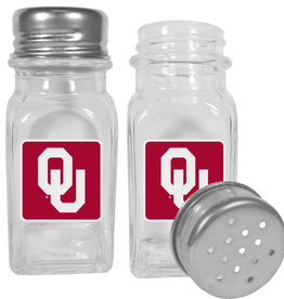 Siskiyou OU Screen Printed Salt & Pepper Shakers