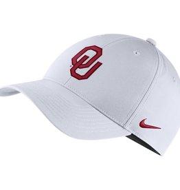 Nike Nike White OU Legacy91 Golf Cap