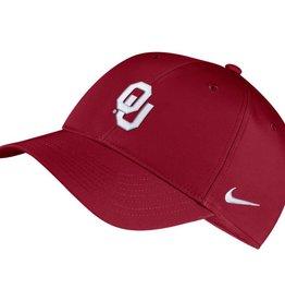 Nike Nike Crimson OU Legacy91 Adjustable Cap