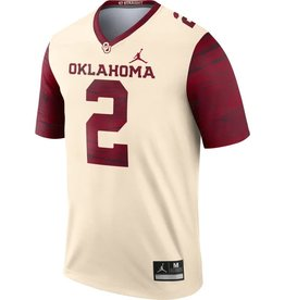 Jordan Jordan Oklahoma Road Alternate #2 Legend Jersey