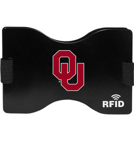 Siskiyou OU RFID Money Clip/Card Holder