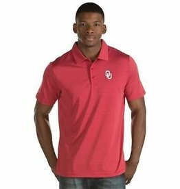 Antigua Men's Antigua Quest Stripe Polo