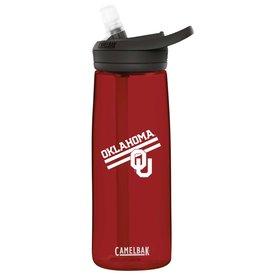 Camelback Camelbak Oklahoma OU Eddy+ .75L Water Bottle