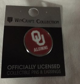 WinCraft OU Alumni Lapel Pin