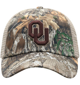 Top of the World Men's TOW Acorn OU Adjustable Camo Hat