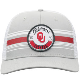 Top of the World Men's TOW Castlands Adjustable OU Patch Hat