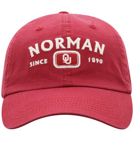 Top of the World Men's TOW Intellect Norman OU Adjustable Cap