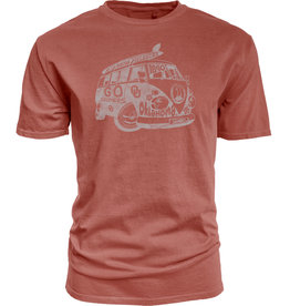 Blue 84 Blue 84 Oklahoma VW Bus Tee