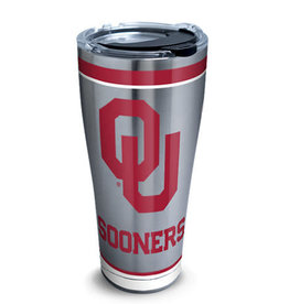 Tervis Tervis 30oz OU Sooners Stainless Tumber w/ Hammer Lid