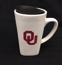The Fanatic Group 15oz OU Ceramic Cube Mug