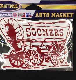 "Craftique Craftique 6"" Schooner Magnet"