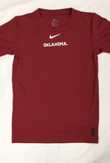 Nike Youth Nike Dri-Fit Oklahoma Crimson Coach's Top