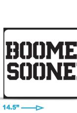 U-Stencil Boomer Sooner Mini Stencil