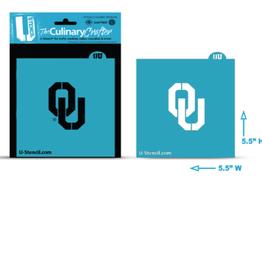 U-Stencil OU Culinary/Crafter Stencil