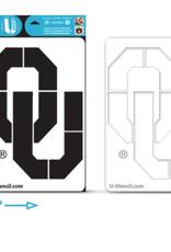 U-Stencil OU Multipurpose Stencil