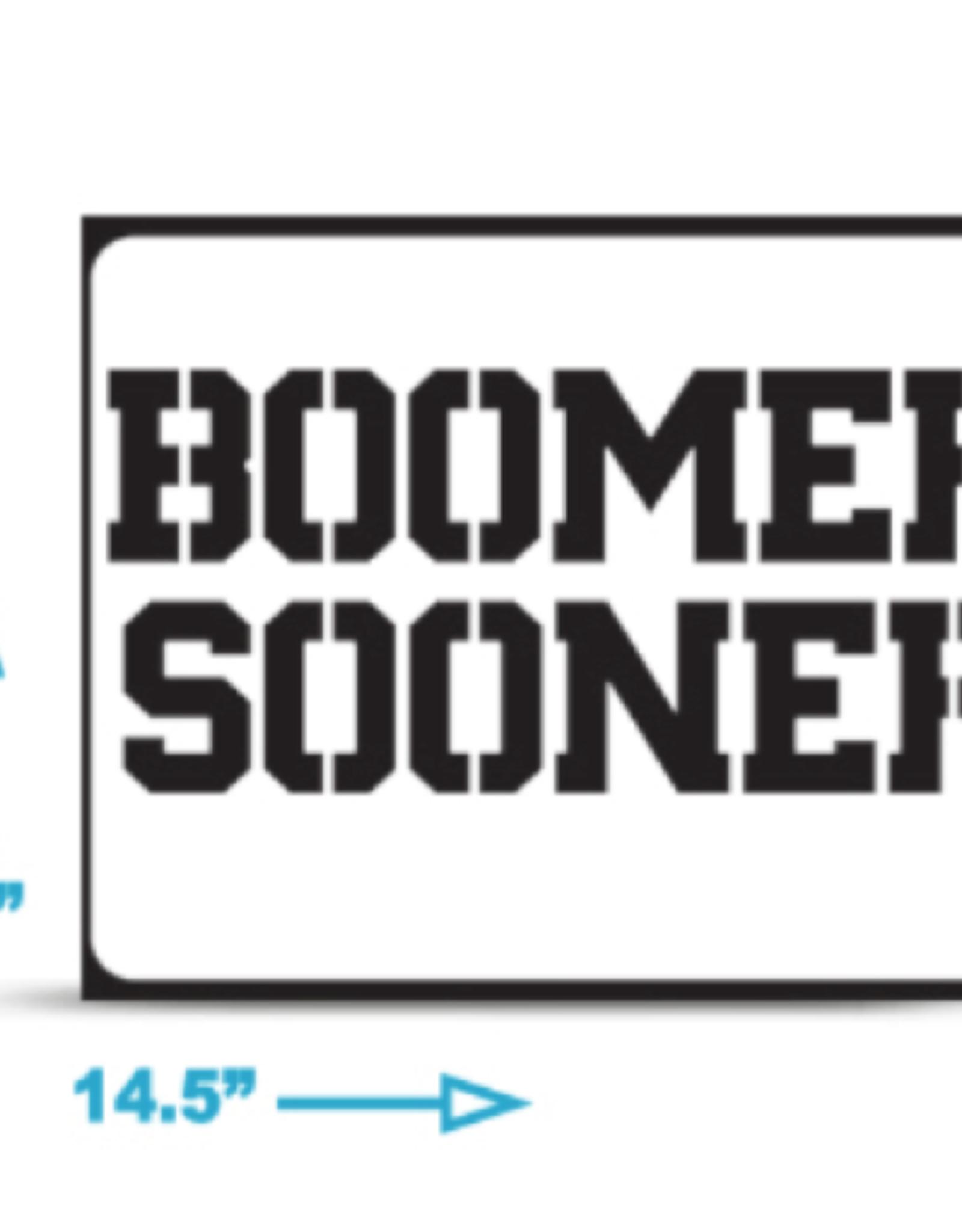 U-Stencil Boomer Sooner Multipurpose Stencil