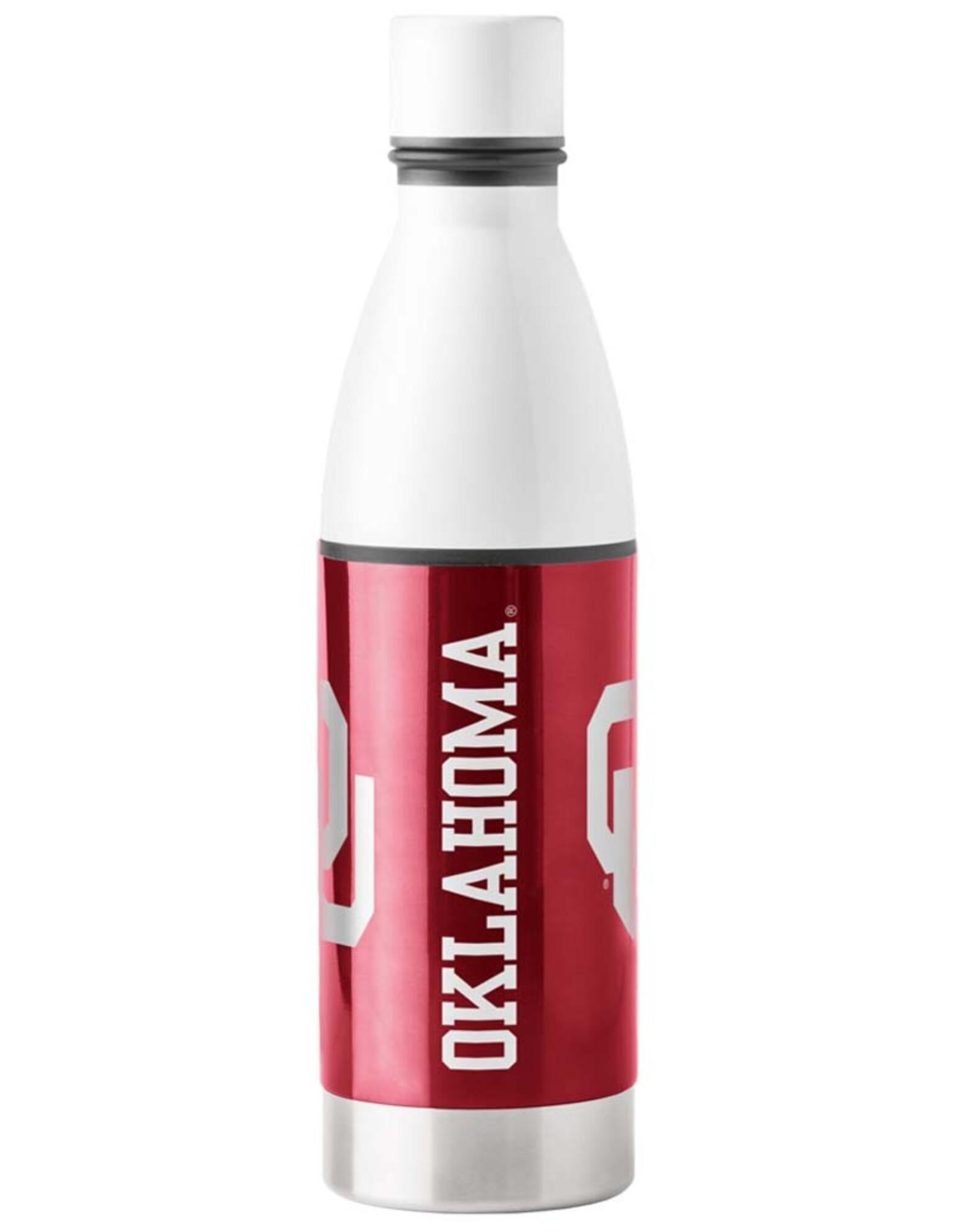 Boelter OU Oklahoma 25oz Ultra Stainless Water Bottle