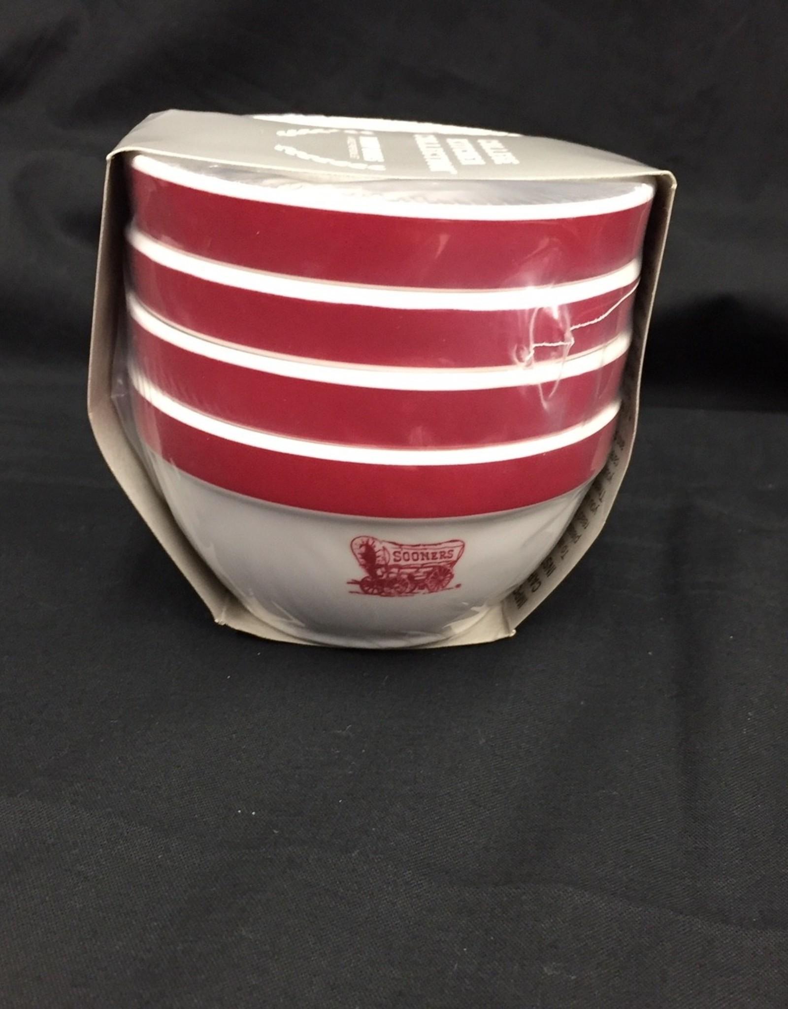 Meyer Corporation Schooner Melamine 8oz Prep Bowls-Set of 4