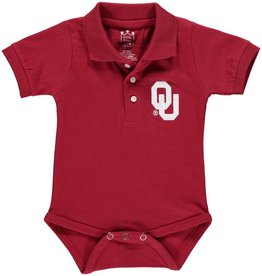 Little King Infant Cotton Polo Onesie