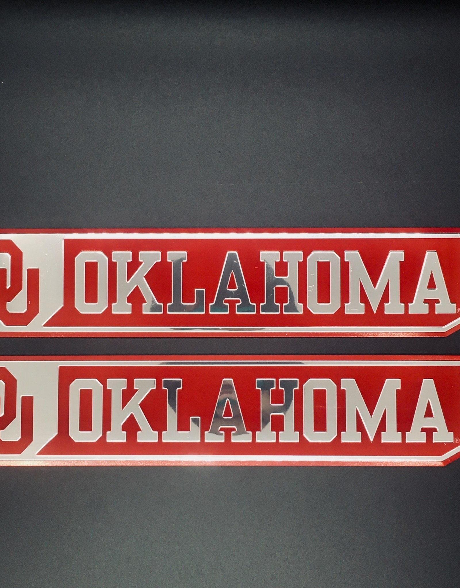 Pro Mark OU Oklahoma Truck Edition Badge Two-Pack ProMark