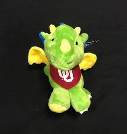 Mascot Factory Short Stack Green Dragon w/ Bandana