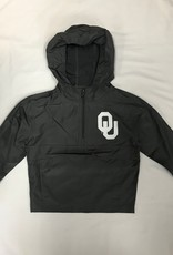 Champion Youth Champion OU Graphite Packable Windbreaker