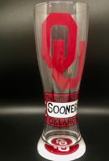 OU Pilsner Hand Painted Look