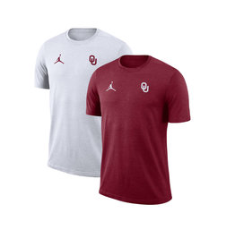 Jordan Men's Jordan Brand OU Coaches Dry Top Short Sleeve Tee