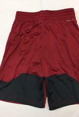 Nike Youth Nike Dri-Fit OU Crimson/Anthracite Color Block Short