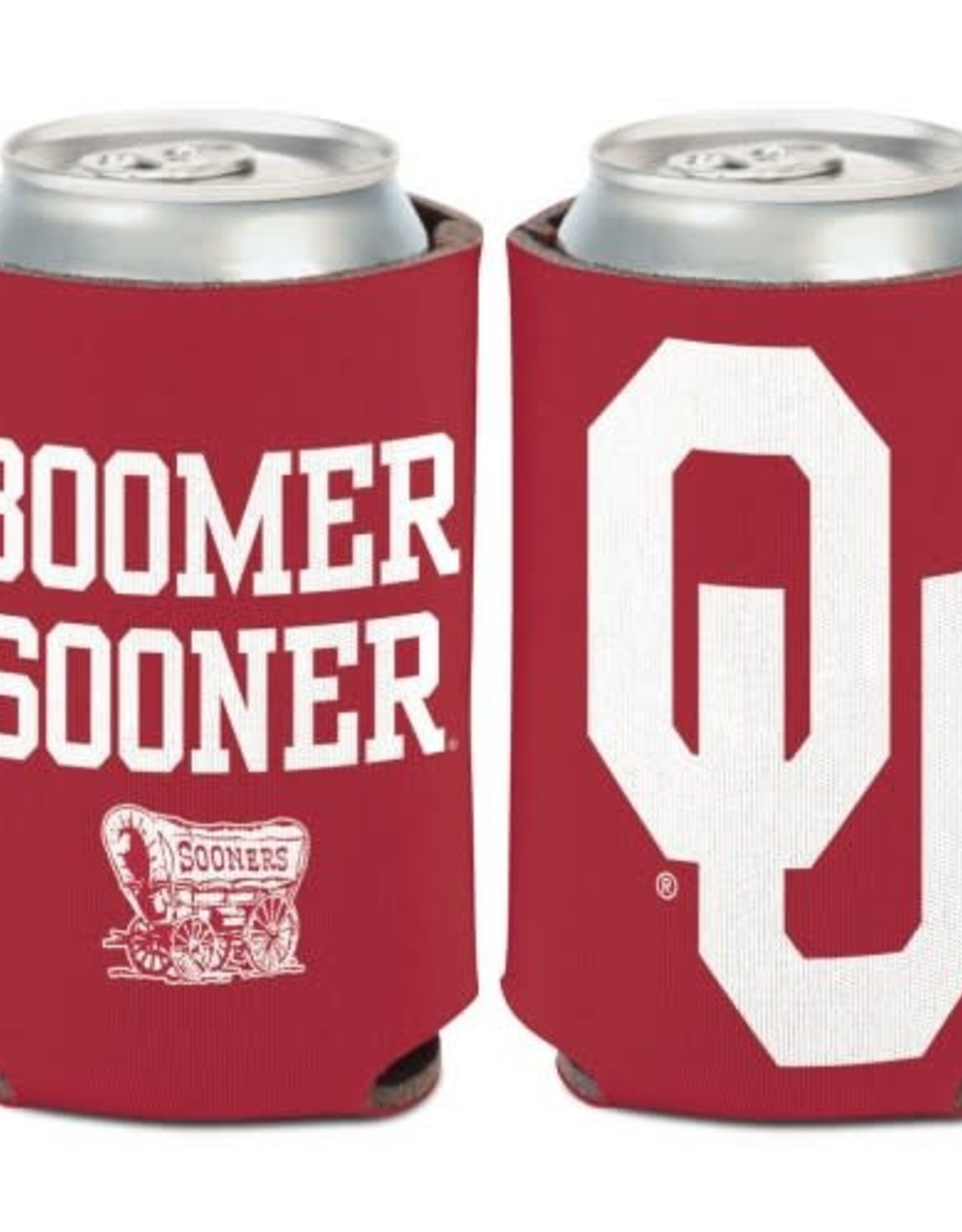 WinCraft Collapsable OU Boomer Sooner Pocket Koozie