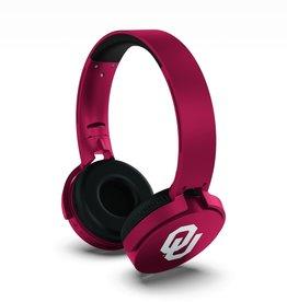 U Collegiate OU  Bluetooth Wireless Headphones