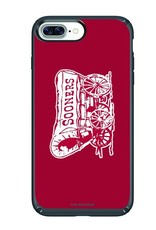 Fan Brander Sooner Schooner Fan Brander Slim iPhone 6/7/8 Case