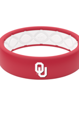Groove Thin Oklahoma Silicone Groove Ring