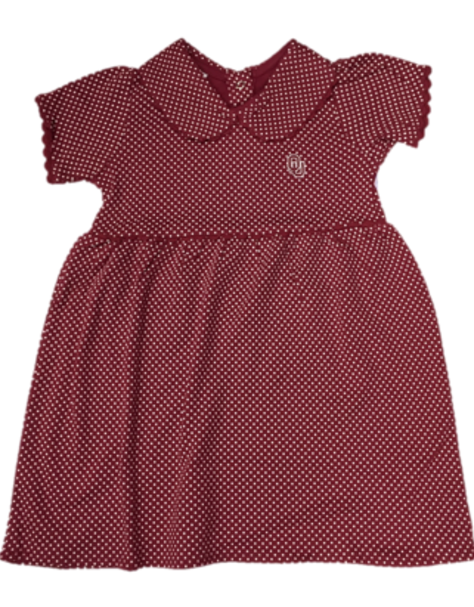 Two Feet Ahead Toddler OU Peter Pan Dress