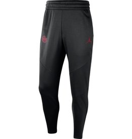 Jordan Men's Jordan OU Black Practice Fleece Pant