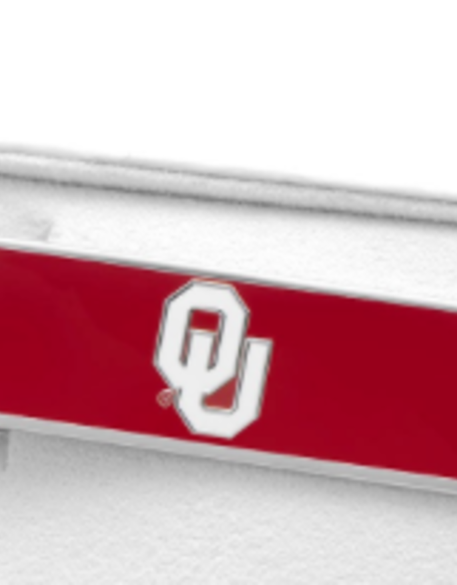 OU Money Clip Crimson/White