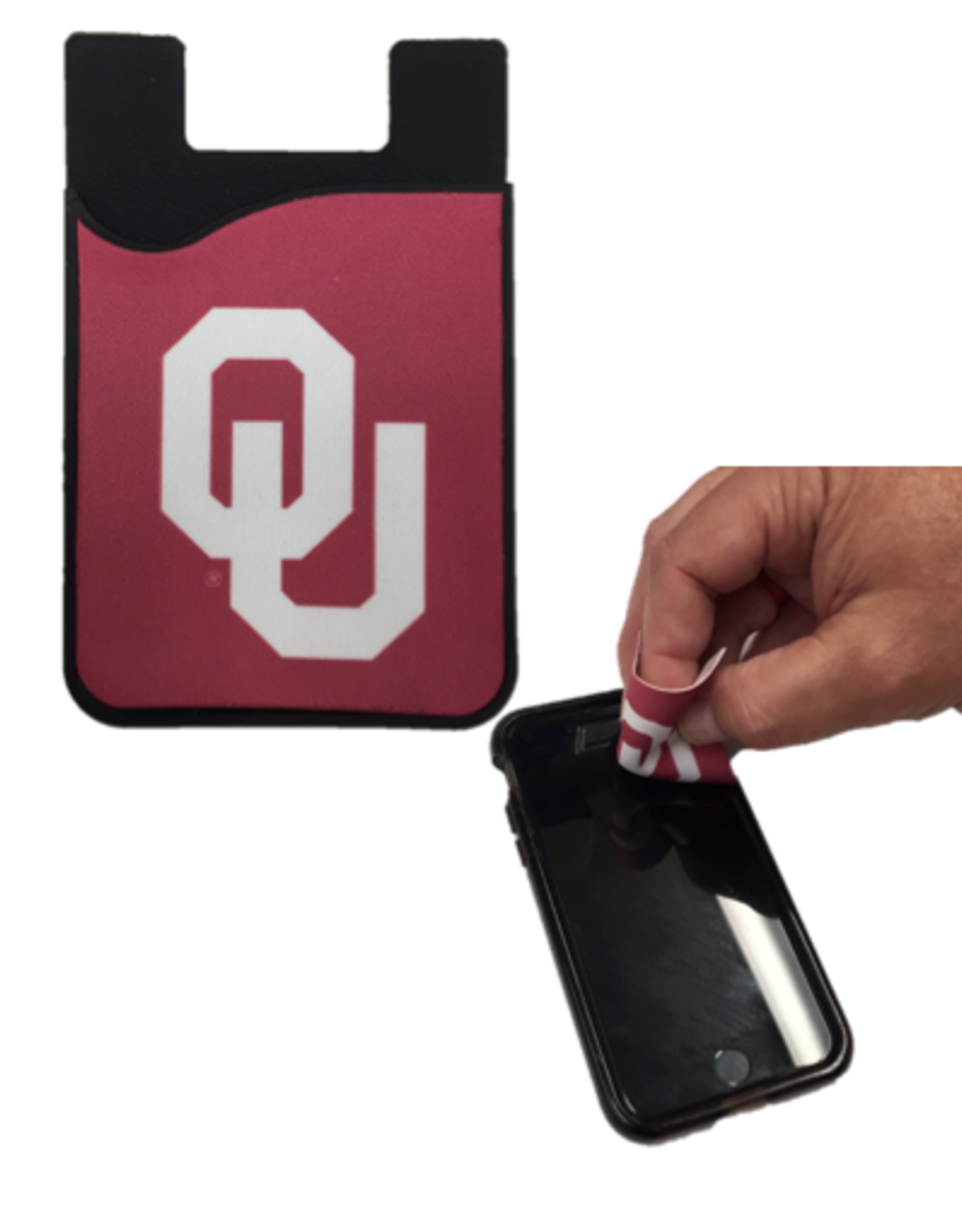 Game Day Outfitters Jenkins Cell Phone Wallet/Screen Cleaner
