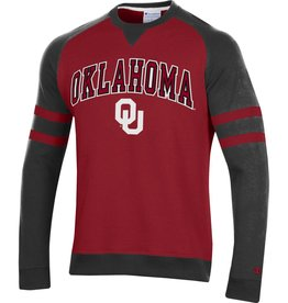Champion Men's Champion OU Super Fan Crew Sweatshirt