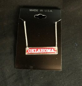FTH FTH Oklahoma Dainty Nameplate Necklace