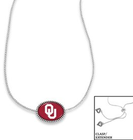 FTH FTH OU Oval Kennedy Necklace
