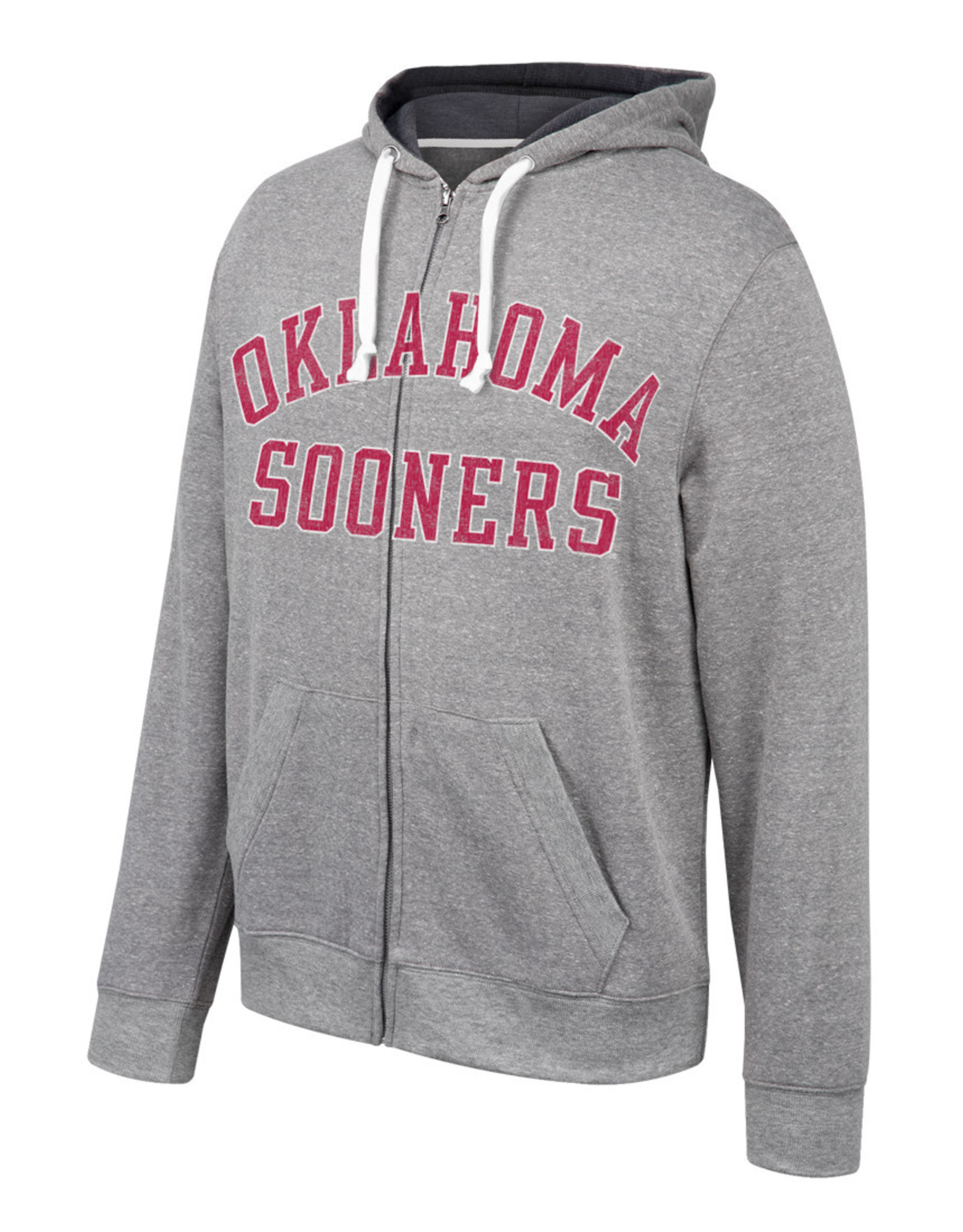 TOW Men's TOW Oklahoma Sooners Full Zip Hoody