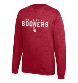 TOW Men's TOW Oklahoma Sooners OU Crew Sweatshirt