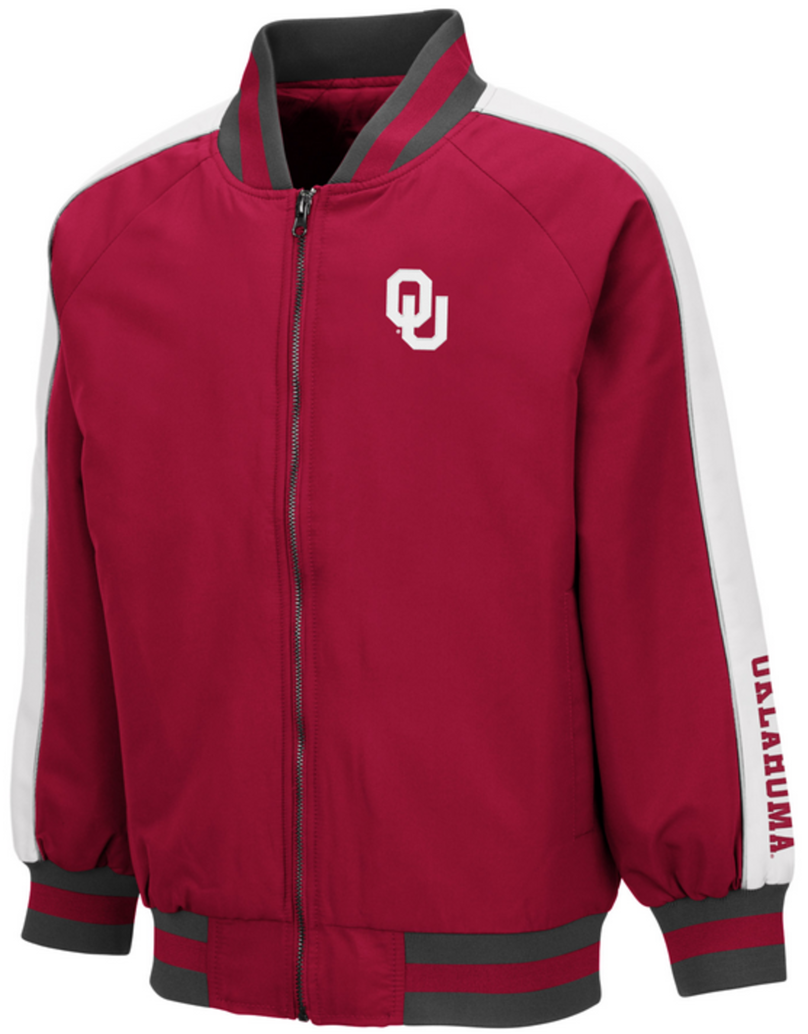 Colosseum Youth Codger Full Zip Jacket