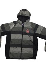 G-III by Carl Banks Men's Linesman Lightweight Striped Jacket/Hood