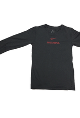 Nike Youth Nike Dri-Fit Coach's Top Long Sleeve