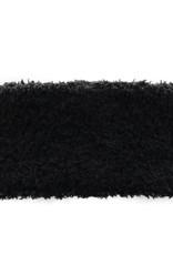 TOW TOW Marsh Black Fuzzy Headband