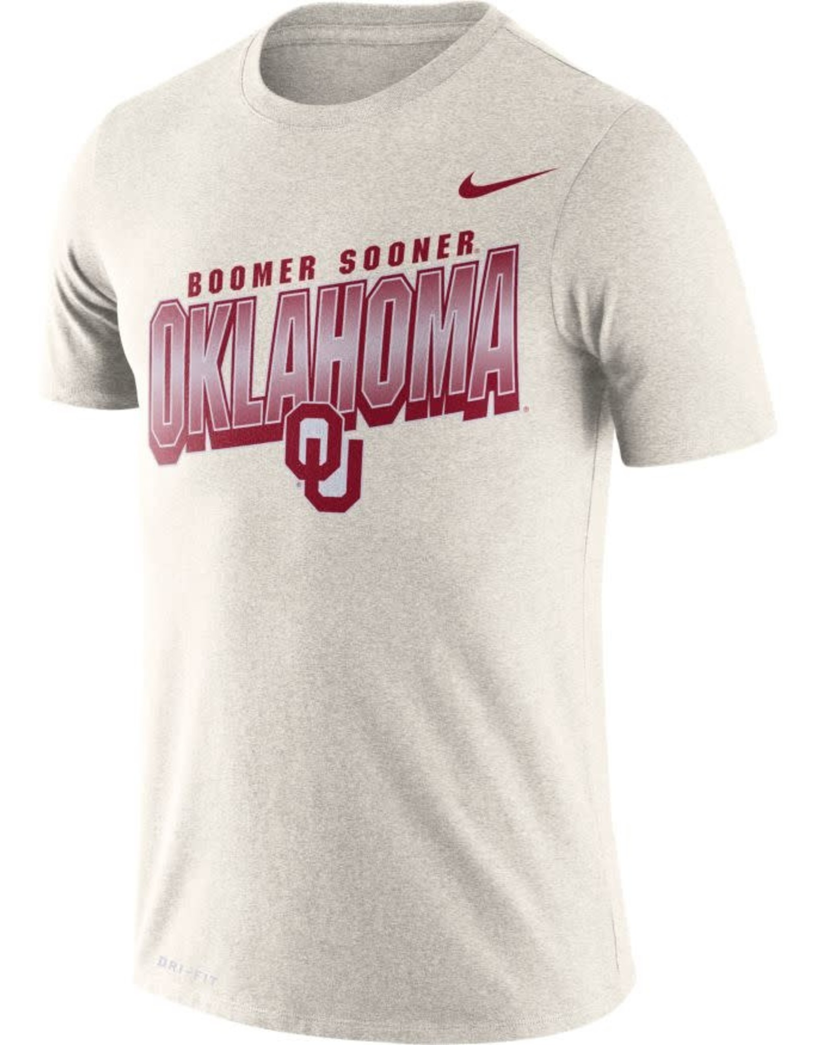 Nike Men's Nike Oklahoma Boomer Sooner Local Tee