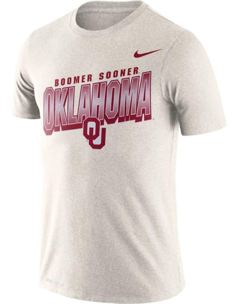 Nike Men's Nike Oklahoma Boomer Sooner Local Tee